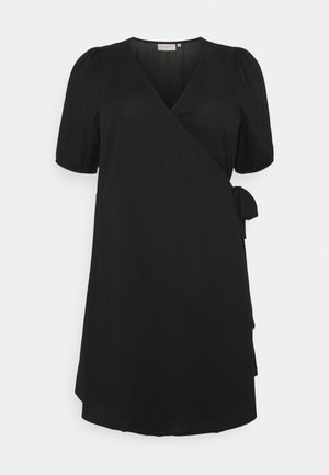 CARMILLE LIFE DRESS - Korte jurk - black