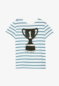 Friboo - T-shirt med print - bright white - 3