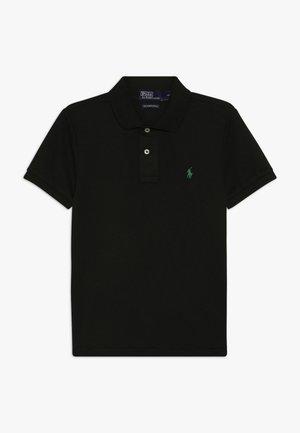 CUSTOM - Polo - black