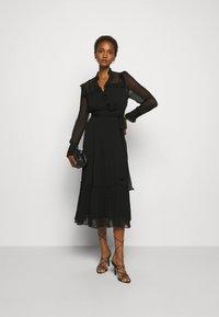 Diane von Furstenberg - MEREDITH - Vapaa-ajan mekko - black - 1
