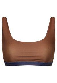 boochen - CAPARICA - Bikini top - dark blue - 7