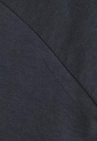Even&Odd Curvy - Jednoduché triko - dark grey - 4