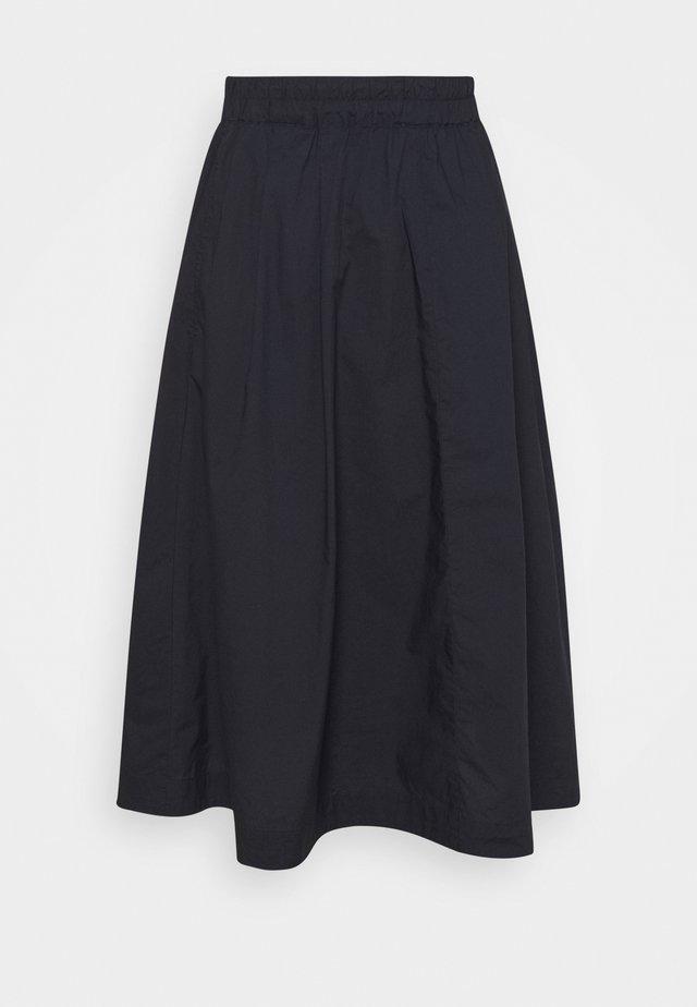 Áčková sukně - dark atlantic