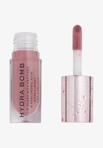HYDRA BOMB - Lip gloss - faux