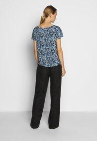 Lauren Ralph Lauren - Print T-shirt - blue multi - 2