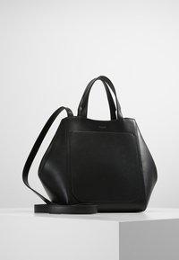 Filippa K - SHELBY MINI BUCKET  - Handbag - black - 0