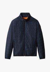 Napapijri - ACALMAR - Winter jacket - blu marine - 5