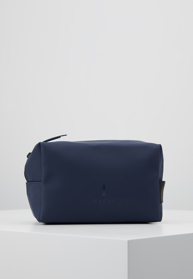 WASH BAG SMALL - Wash bag - blue