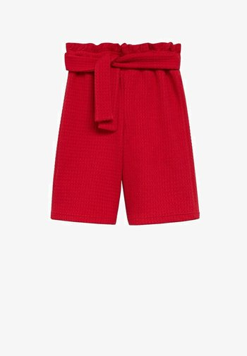 MARISA - Shorts - rood