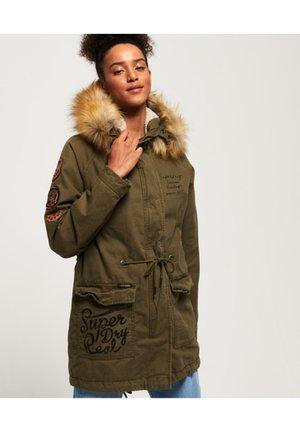 ROOKIE  - Winter coat - khaki