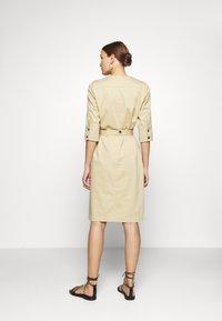 Mos Mosh - VINNIE COLE DRESS - Day dress - safari - 2