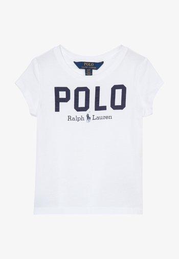 ICON  - T-shirt imprimé - white