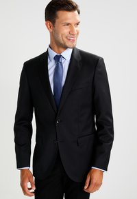 Tommy Hilfiger Tailored - BUTCH FITTED - Suit jacket - black - 0