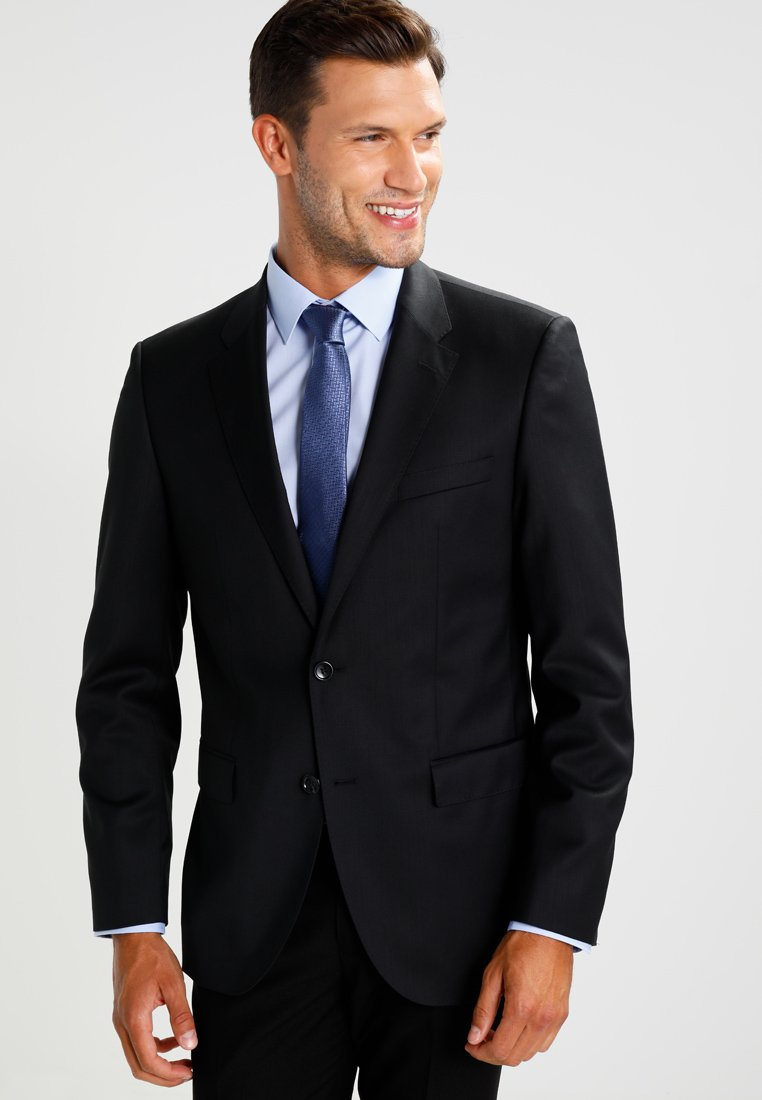 Tommy Hilfiger Tailored - BUTCH FITTED - Suit jacket - black