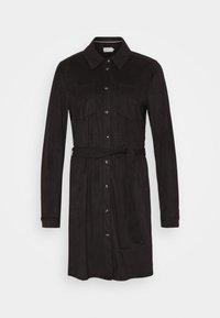 ONLBERRY DRESS - Shirt dress - black