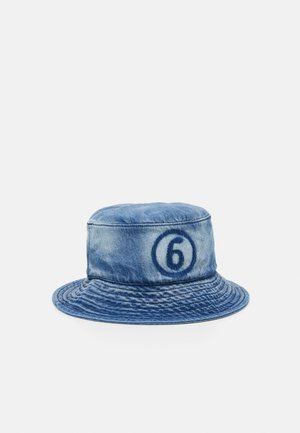 Chapeau - blue denim