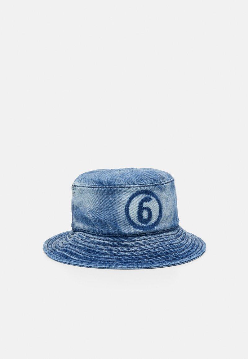 MM6 Maison Margiela - Chapeau - blue denim