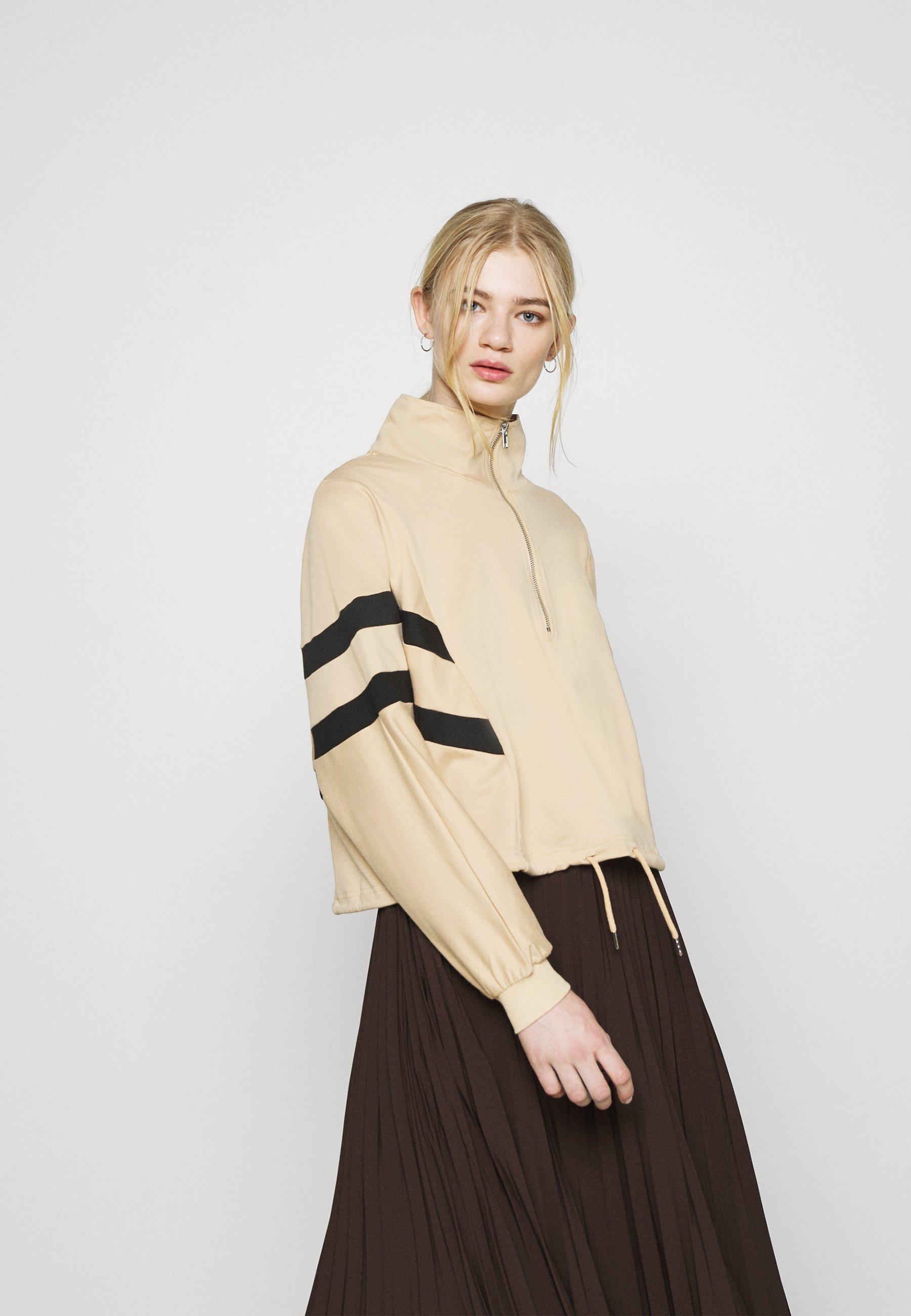 Women ONLCLARA LIFE HALF ZIP - Sweatshirt