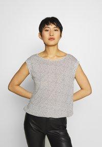 Opus - STROLCHI DOT - Print T-shirt - light nature - 0
