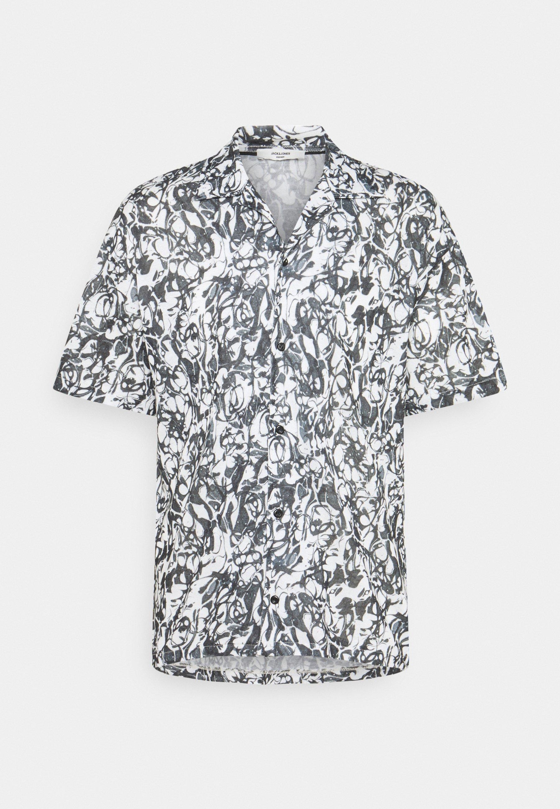 Uomo JPRBLASWIWL SHIRT - Camicia