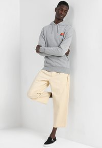 Ellesse - TOCE - Jersey con capucha - athletic grey marl - 1
