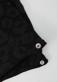 MM6 Maison Margiela - LEOPARD GIAPPONESE SMALL - Tote bag - black - 4
