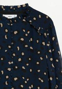 Mango - PRARIE - Abito a camicia - blauw - 7