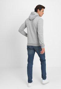 Cars Jeans - KIMAR HOOD - Hoodie - grey melee - 2