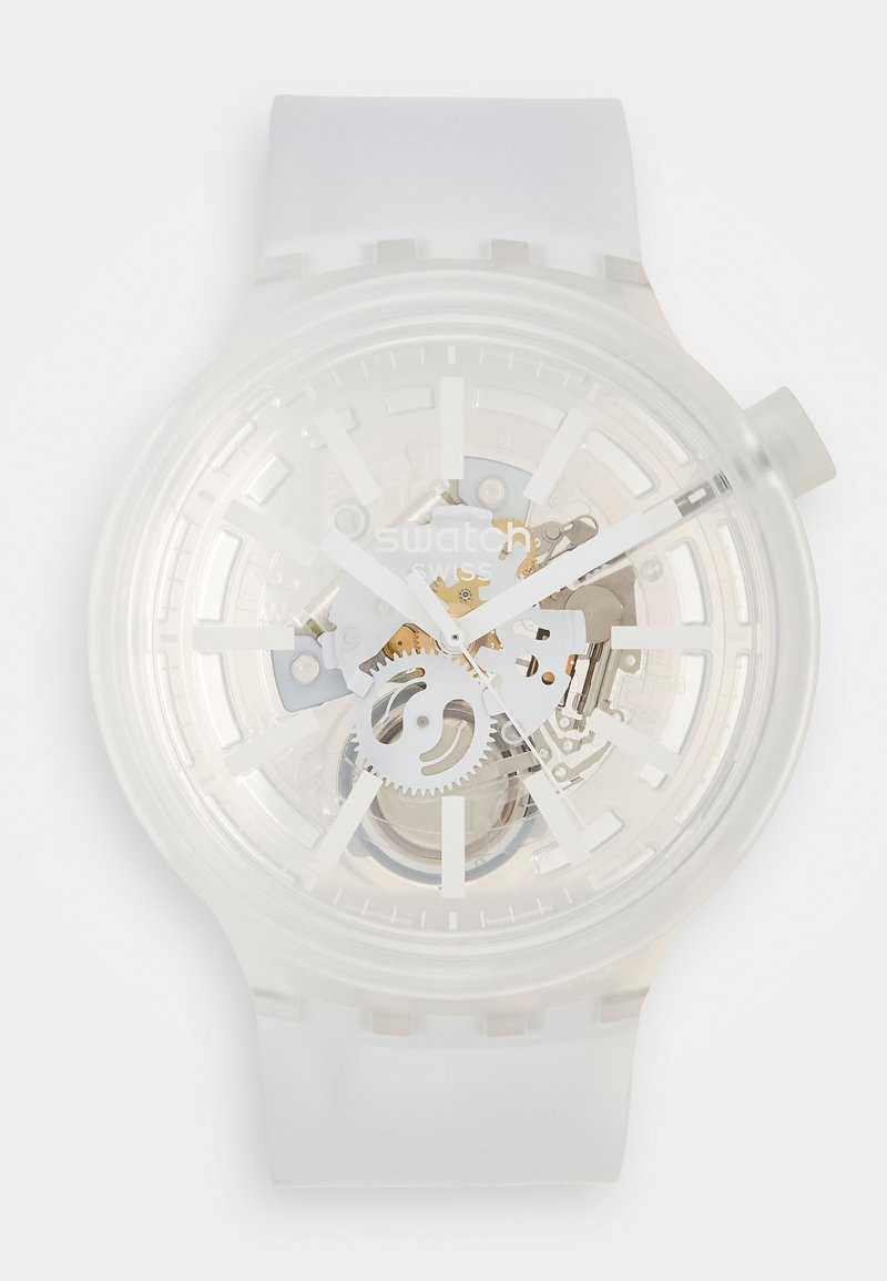 Swatch - WHITEINJELLY - Watch - white