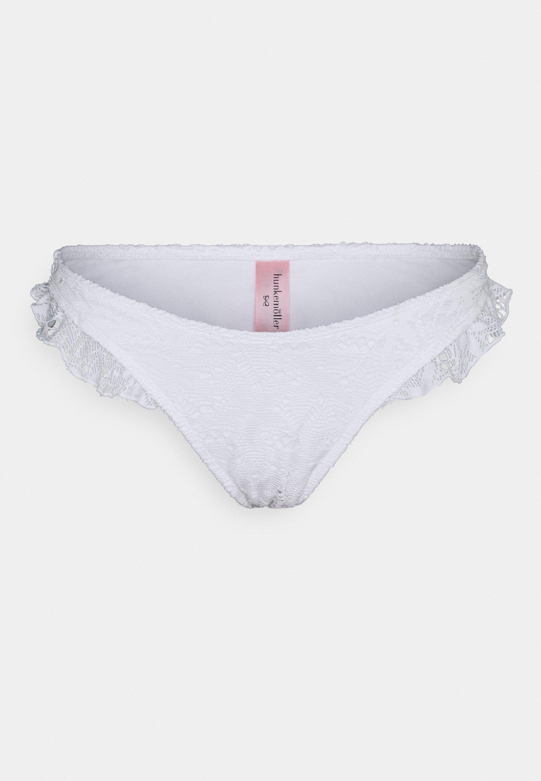Women ETTA CROCHET HIGHLEG - Bikini bottoms