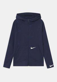 Nike Sportswear - Mikina na zip - midnight navy/white - 0