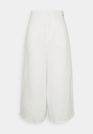 CYDER PANTS WOMAN - Trousers - antartica