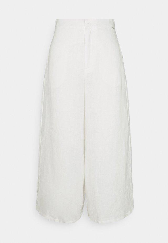 CYDER PANTS WOMAN - Pantalones - antartica