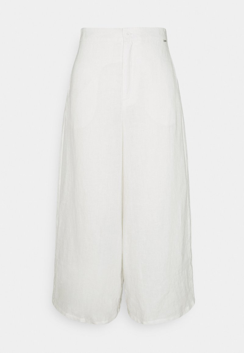 Ecoalf - CYDER PANTS WOMAN - Trousers - antartica