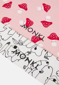 Monki - MAJA 2 PACK - Tote bag - pink dusty - 3