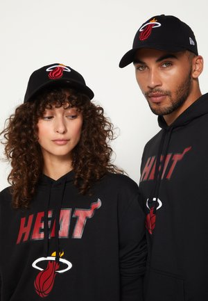 CORE NBA 39THIRTY UNISEX - Cap - miami heat black