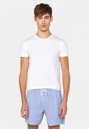 Swimming shorts - blue/white