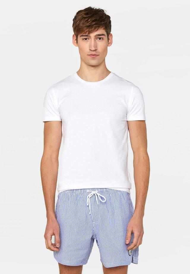 Shorts da mare - blue/white