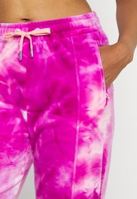 Juicy Couture - TINA TRACK PANTS - Tracksuit bottoms - rosebud/almond blossom - 3