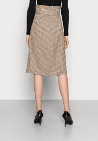 Love Copenhagen - ULLA SKIRT - A-line skirt - brown - 2