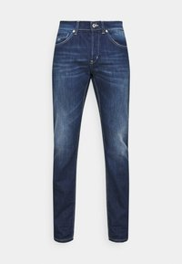 Dondup - PANTALONE GEORGE - Jeans Tapered Fit - dark blue - 4