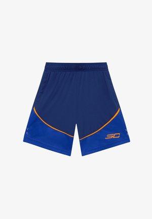 CURRY SHORT - Sports shorts - american blue/versa blue/koda orange