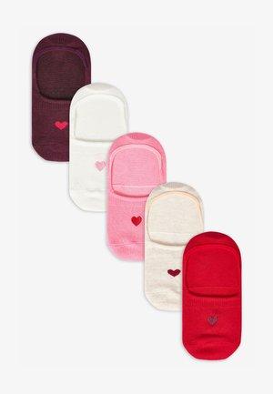 5-PACK - Trainer socks - pink