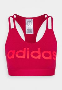 adidas Performance - Sports-BH - pink - 3