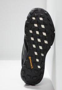 adidas Performance - TERREX TWO GORE TEX TRAIL RUNNING SHOES - Laufschuh Trail - core black/grey three/ash grey - 4