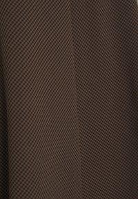 b.young - EVI SKIRT  - A-line skirt - chicory coffee mix - 2