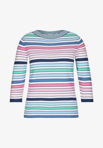 Long sleeved top - rosa