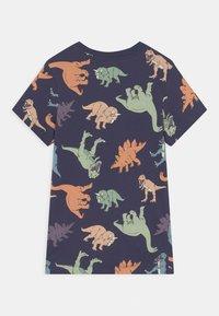 Cotton On - MAX SHORT SLEEVE TEE - Camiseta estampada - indigo/multi-coloured - 1