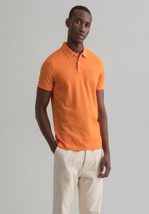 Polo - russet orange