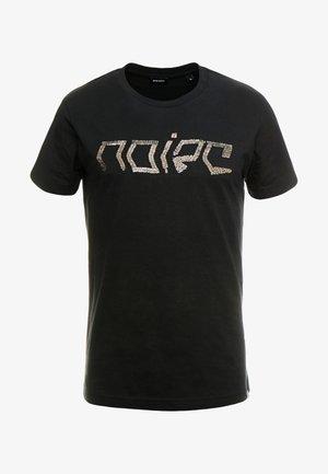 T-DIEGO-BAGH T-SHIRT - Print T-shirt - black